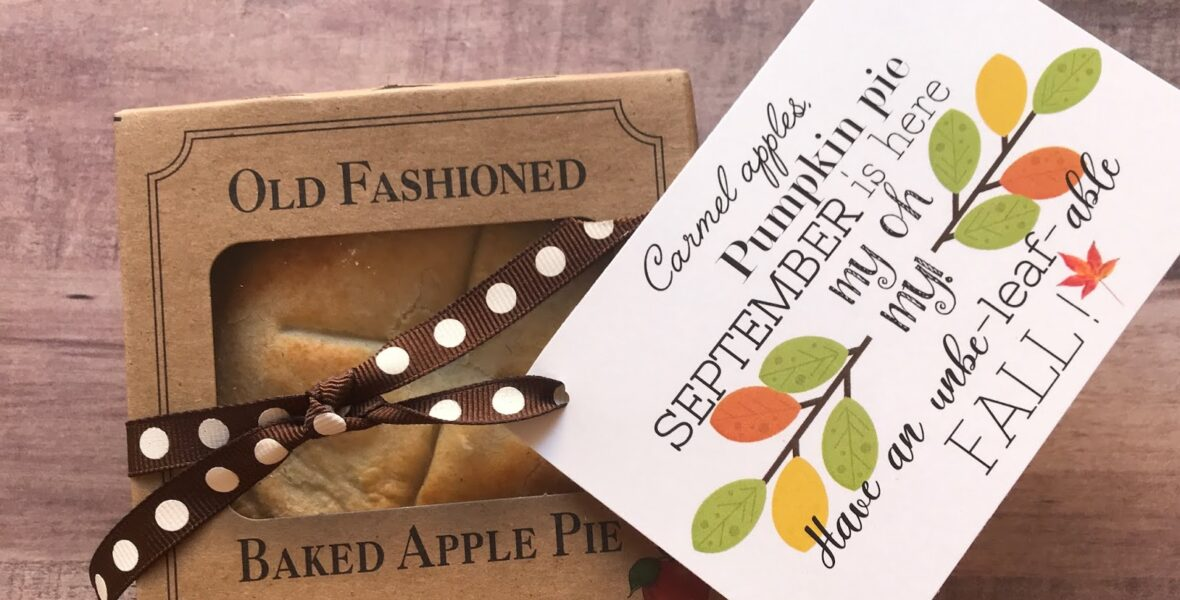 Fall Friendship Printables {great for Ministering!}