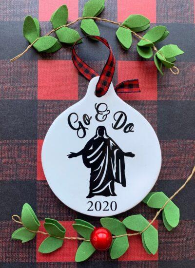 New Christmas Ornaments!