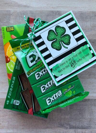 St. Patrick's Day Printables.